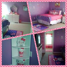 My niece is getting her room redone in Hello Kitty! Im definitely showing her mom this!