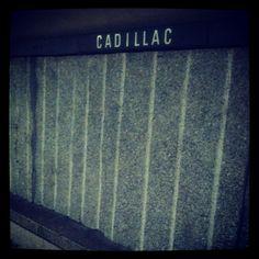 Station Cadillac :: Métro de Montréal by http://fmathieu.co #MontrealMetro #Montreal