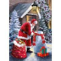 Santas Friend Christmas Cards
