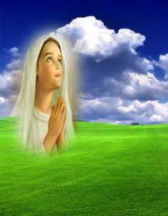 Jesus Second Coming, Mary And Jesus, Jesus Pictures, Blessed Virgin Mary, Mother Mary, Turning, Dips, St Michael Prayer, Virgin Mary