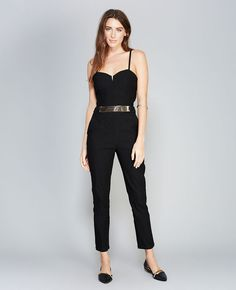 WetSeal Chic Belted Jumpsuit Found on my new favorite app Dote Shopping #DoteApp #Shopping