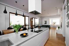 Schicke Penthouse Wohnung mit Loft Charakter von HOLA Design