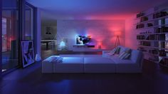 Review: Philips Hue 2.0 Starter Kit - KnowTechie