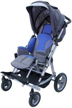 Pediatric Push Chairs And Wheelchairs | Bingo Special Needs Stroller, Size 2 - My Special World