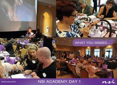 Day 1 of our NSI Academy held in Orlando, FL from June 1-3rd 2016! This event hosted training workshops from top Nail technicians and NSI educators.