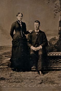 Victorian Husbands and Wives.