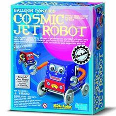 Great Gizmos Cosmic Jet Robot £9.99