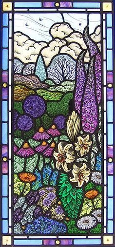 Juliet Forrest Architectural Stained Glass