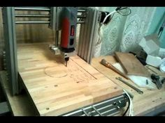 Mini CNC Router, Complete Plans and Instructions: 27 Steps (with Pictures)