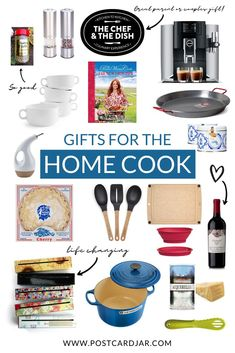 We put together this list of gift ideas for the home cook in your life.,We put together this list of gift ideas for the home cook in your life. These kitchen products make for some pretty perfect presents for the holidays . Kitchen Products, Kitchen Gifts, Plastic Wrap Dispenser, Traditional Anniversary Gifts, Olive Oil Dispenser, How To Make Guacamole, Best Pie, Great Christmas Presents, Good Presentation
