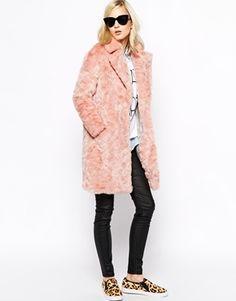 25943ca12c432 26 meilleures images du tableau Veste fourrure   Fur jacket, Winter ...