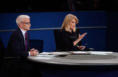 Martha Raddatz Won the Second Presidential Debate