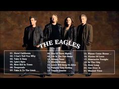 EAGLES : Eagles Greatest Hits l Best Songs Of Eagles (HD/HQ)