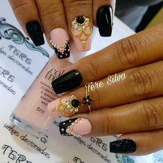 Cute Nails, Beauty, Amazing, Pretty Nails, Beauty Illustration