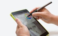 DotPen - The Universal Stylus For All Your Gadgets! http://coolpile.com/gadgets-magazine/dotpen-universal-stylus-gadgets via coolpile.com #Aluminum #Android #Cool #Gifts #iOS #iPad #iPhone #Smartphones #Stylus #Tablets #Windows #coolpile
