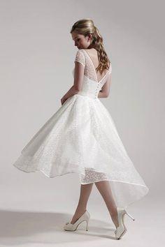 wedding dress #short