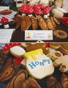 Teddy Bear Picnic Birthday Party {Inspired by the Book}
