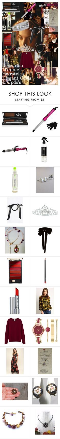 """""""Rose from """"Titanic"""" Hairstyles 
