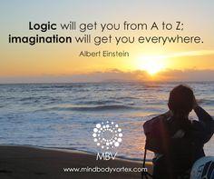 Unleashing the power of imagination will always brighten the horizon!