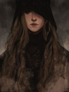 Feyre [Nadalia by Raviolllies on DeviantArt]
