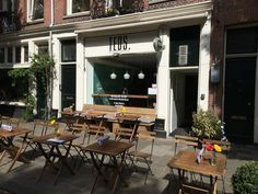 TEDS: brunch en high tea in West | all day brunch | Bosboom Toussaintstraat 60