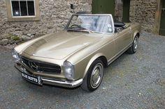Mercedes Benz 230 SL Auto | eBay