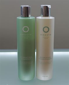 Day 258: Hydrating Shampoo and Conditioner by Onesta #HairProductReview #Onesta #HydratingShampoo #HydratingConditioner