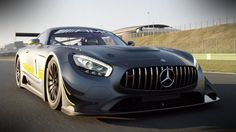 Mercedes-Benz TV: Preview of the new Mercedes-AMG GT3.