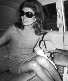 """I am a woman above everything else.""  Jackie Kennedy. Fashion Icon."
