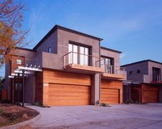 wooden garage design  http://garagedoor4less.com/