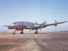 Lockheed XC-69 Const