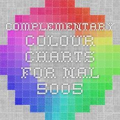 complementary colour charts for nal 5005