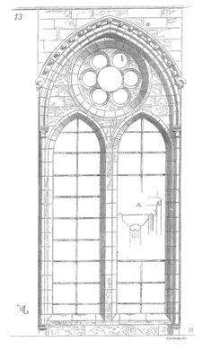 Architectural Drawing Window 1872 large antique architectural drawing of door bananastrudel