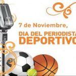 Deportes con el día del periodista deportivo