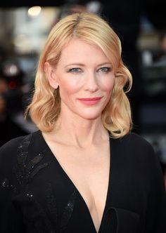 La coiffure de Cate Blanchett