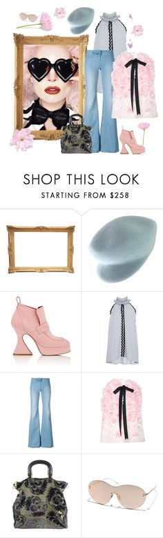 """""""After the storm"""" by juliabachmann ❤ liked on Polyvore featuring Sies Marjan, Balmain, Andrew Gn, Prada and Sunday Somewhere"""