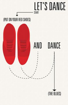 Let S Dance Put On Your Red Shoes Lyrics