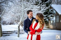 Winter Wonderland Engagement