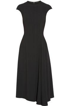 The Row|Koto crepe dress|NET-A-PORTER.COM