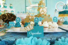 Royal Prince First Birthday Party {Ideas, Planning, Decor, Idea, Cake}