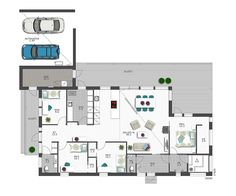 undefined Future House, Sweet Home, New Homes, Floor Plans, Flooring, How To Plan, Architecture, Layouts, Houses
