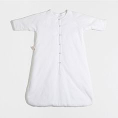 Image 1 of the product CLASSIC WHITE SLEEPING BAG