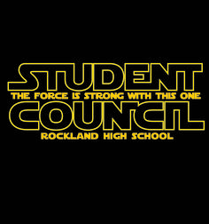 Exceptionnel Student Council T Shirt Design By We Got Spirit Tees