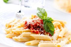 Pasta Salad with Roasted Red Pepper Sauce Healthy Italian Recipes, Heart Healthy Recipes, New Recipes, Pizza Recipes, Recipies, Penne Pasta Recipes, Pasta Dishes, Kidney Recipes, Kidney Foods
