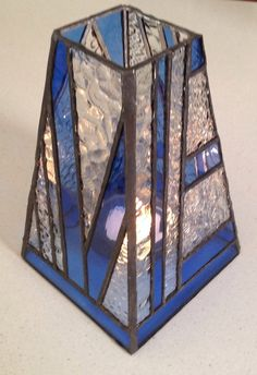 Love Letters Lantern in Art Deco style by LoveDecoLanterns on Etsy