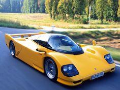 Porsche 962 dauer lemans road car 1994-96
