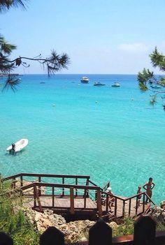Konnos beach, Ayia Napa, Cyprus