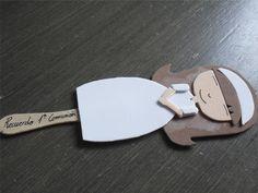 Regalo de comunión con goma eva - http://www.manualidadeson.com/regalo-de-comunion-con-goma-eva.html
