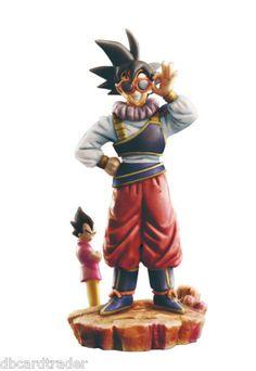 Dragonball Z Kai Megahouse Capsule Neo Son Goku Vegeta