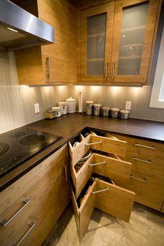 Kitchen Laminex Designer 3D Light Cabinet Colour